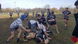 Deux beaux succès en Ecole de Rugby !